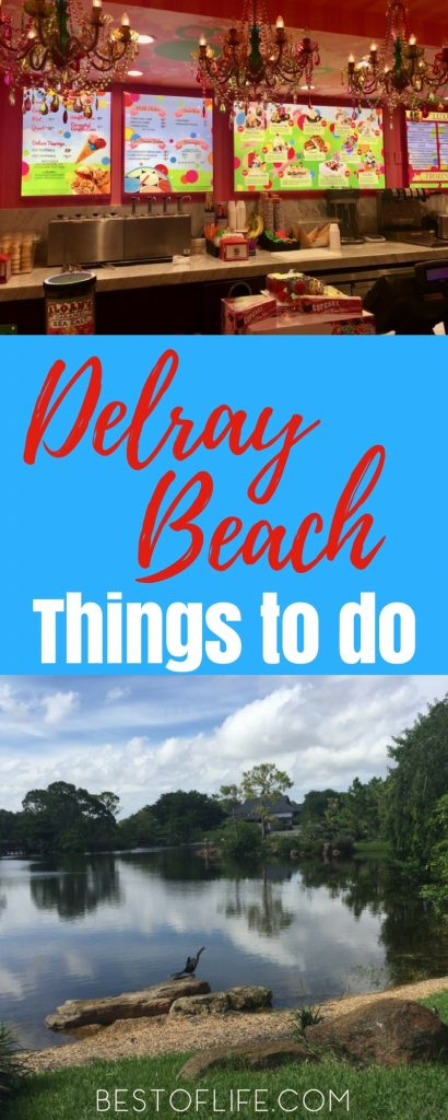 Knowing the best things to do in Delray Beach will help you plan your trip and make sure it is filled with memorable experiences. Delray Beach Travel Tips | Things to do in Delray Beach | What to do in Delray Beach | Best Food in Delray Beach | Best Attractions in Delray Beach