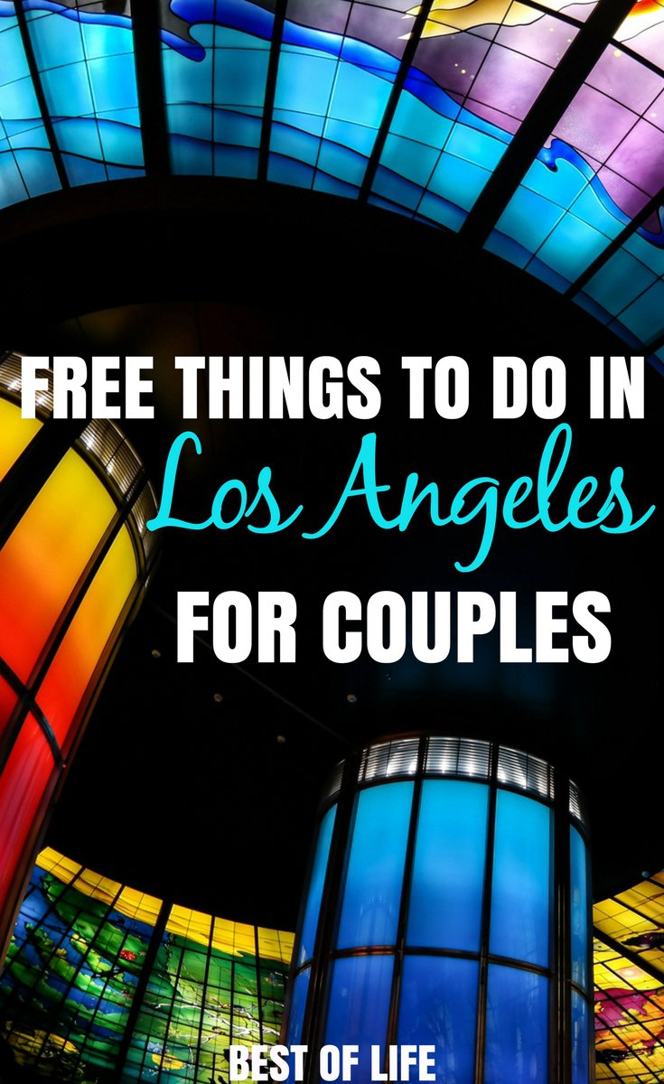 Finding free things to do in LA as a couple is not only a great way to spend a day in the city, they will also help you save money for bigger and more expensive things later. Free Things to do in LA | Best Free Things to do in LA | Free Things to do in LA for Couples | Free Date Night Ideas in LA | Free Things to do in LA for First Date via @thebestoflife