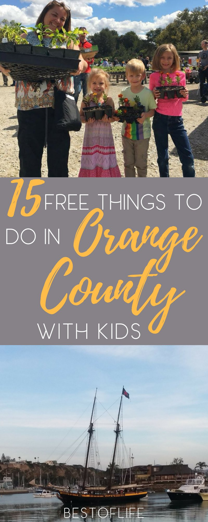 Fill all of your weekends with new adventures and fun activities by enjoying the best free things to do in Orange County with kids. Free Things to do in Orange County | Family Friendly Things to do inOrange County | Things to do in Orange County | Things for Kids to do in Orange County | Best Things for Kids to do in Orange County