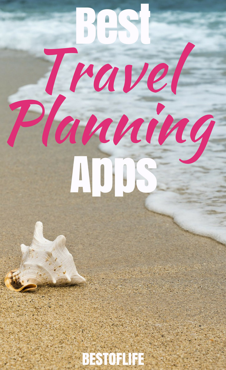 Using the best apps for travel planning will keep you organized as you plan, save money during every step, and get you on your way faster than ever. #travel #traveltips #travelapps #bestapps #planning #tripplanning
