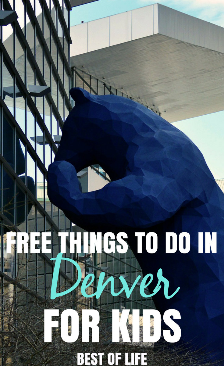 Finding the best free things to do in Denver for kids is not only a great way to fill a schedule, it's also a great way to learn about the area and discover it's many secrets. Find the best things to do in Denver for kids and then find ways to save money in Denver all in one spot.  #traveltips #traveliing #Denver #colorado #thingstodo #travelingwithkids