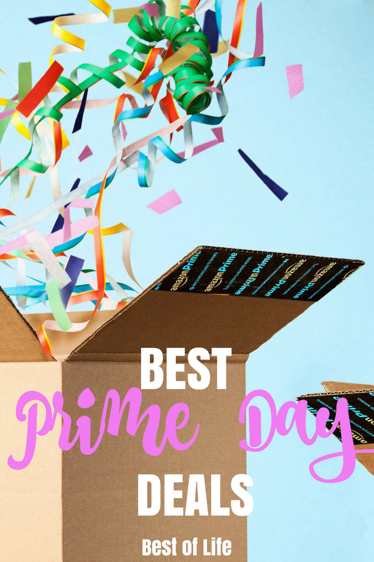 Amazon Prime Day is full of Amazon Prime Day deals that are hard to pass up. Know the best Prime Day deals so you can shop quickly and minimize the risk of missing out. #amazon #primeday #sale | What to Buy on Amazon Prime Day | Best Amazon Prime Day Deals | When is Amazon Prime Day | What is Amazon Prime Day