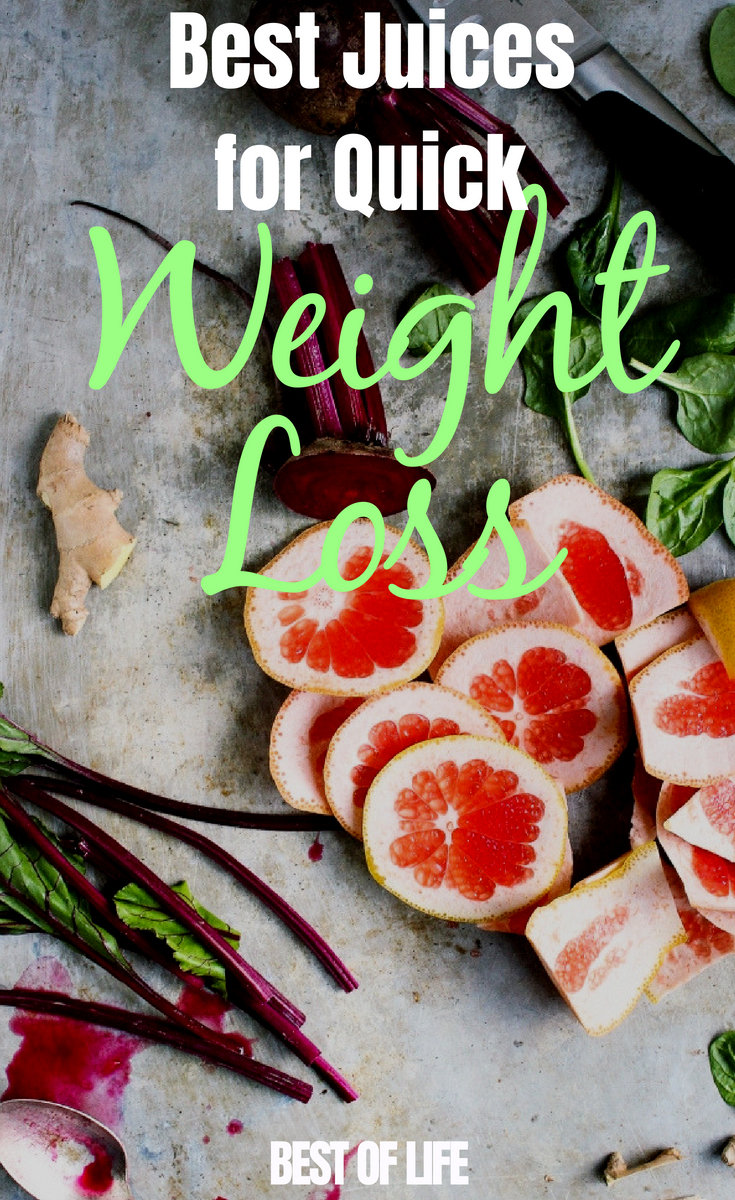 Sometimes your body is lacking the essential nutrients it needs to help you lose weight efficiently; get help with the best juices for quick weight loss. Best Juices for Weight Loss | Best Juice Recipes for Juicing | Best Juicing Recipes #weightloss #quickweightloss #juicing #recipes