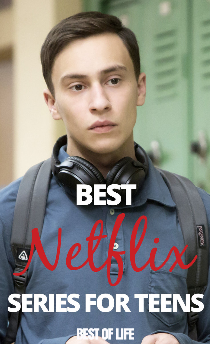 Whether your teen wants to watch TV alone or together as a family, they will enjoy the best Netflix series for teens. Best Netflix Shows 2018 | Best New Netflix Shows | Best Things to Watch on Netflix | What to Watch on Netflix | Best Things to Stream via @thebestoflife