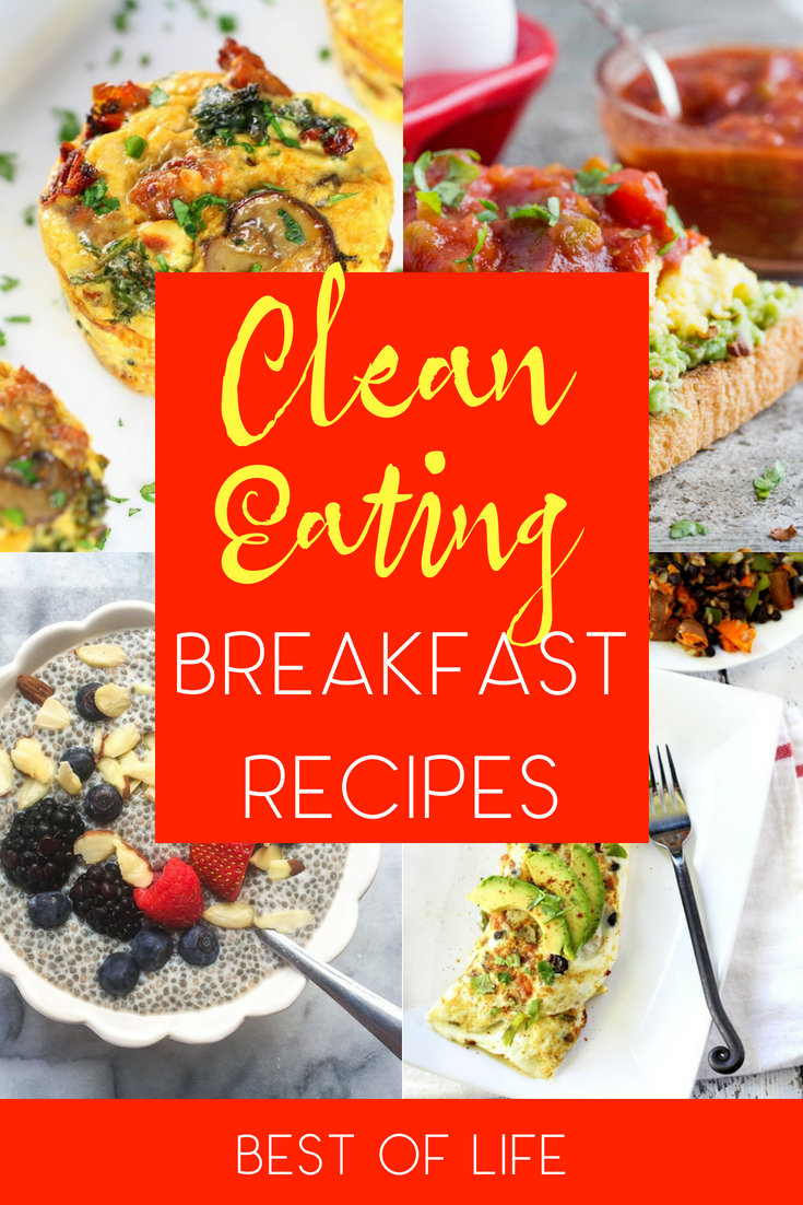 When you are eating clean, reading your labels and cooking your own clean eating breakfast recipes is best. What is Clean Eating | How to Eat Clean | Clean Recipes | Whole30 Recipes | Healthy Recipes #cleaneating #weightloss #recipes
