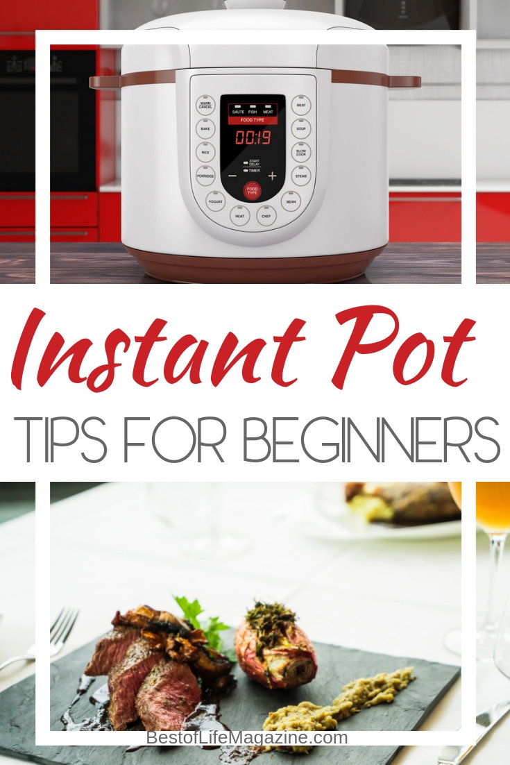 Using a few Instant Pot tips for beginners you can be using your Instant Pot like a pro from the moment you pull it out of the box. How to Use an Instant Pot | What is an Instant Pot | What is Pressure Cooking | Instant Pot vs Crock Pot #instantpot #cooking #tips #kitchen via @thebestoflife