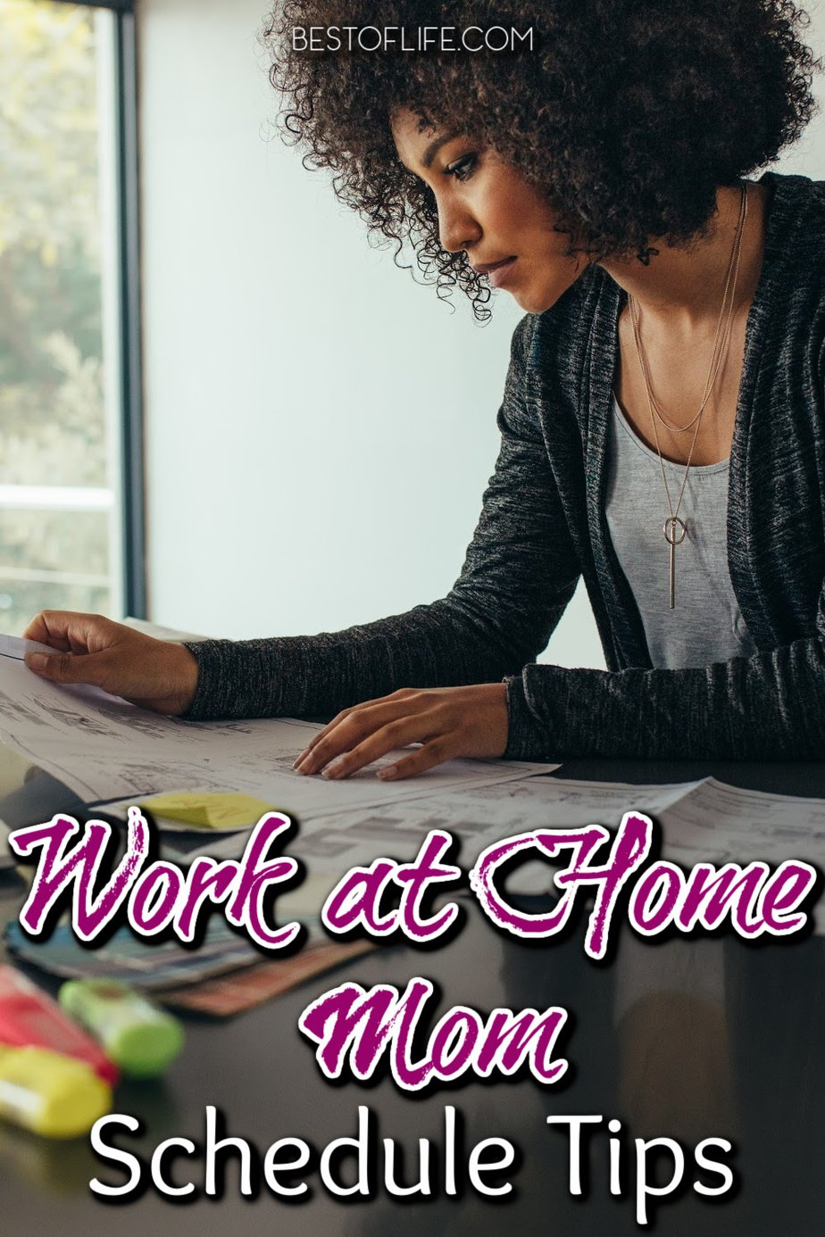 If you work from home, you can be happier and more motivated each day as long as you use the best work at home mom schedule tips. Time Management Tips for Moms | Work From Home Tips | Tips for Working from Home | Scheduling Ideas for Moms | Busy Mom Ideas #working #moms