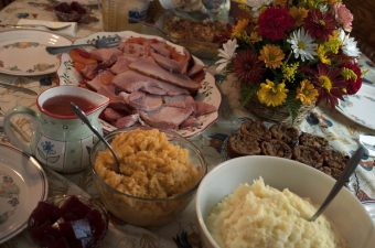 When you know how to cook a ham like a pro, the holiday season is less stressful, more delicious and impresses every guest. Ways to Cook a Ham | Which Ham to Buy | Holiday Ham Ideas | How to Cook Christmas Dinner | How Pros Cook Ham
