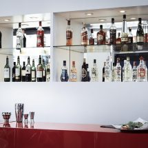 Using the best at home bar accessory ideas you can have the best bar in the city right in your own home and with your own private guest list. Bar Accessory Ideas   What You Need at a Bar   Wine Accessories   Whiskey Accessories   Bar Décor