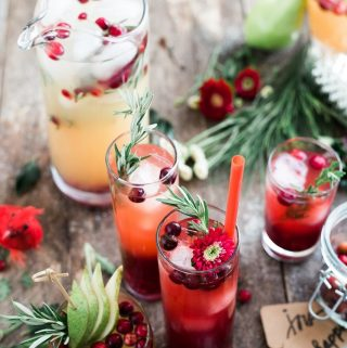 New Year's Eve cocktails help you make New Year's Eve that much more special as you celebrate the year with friends and family and welcome in the New Year. New Year's Eve Recipes | New Year's Eve Party | New Year's Eve Drinks | Cocktail Recipes | Champagne Cocktail Recipes | Beer Cocktail Recipes