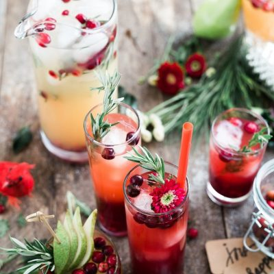 New Year's Eve Cocktails for a Party