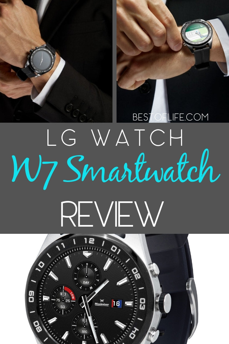 The LG Watch W7 Smartwatch is powered by Wear OS and blends the best of both worlds, with its mechanical hands and 1.2-inch round touchscreen display. Tech Reviews | Best Tech Gifts | Smartwatch Reviews | High Tech | What to Wear