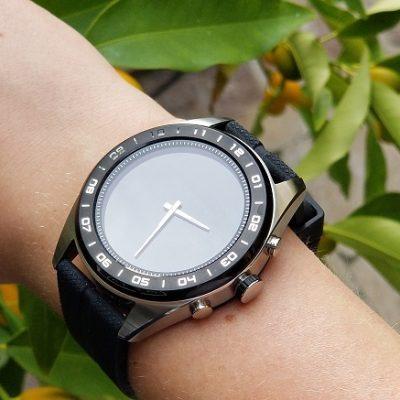 LG Watch W7 Smartwatch Review: Hybrid Analog and Digital with Class