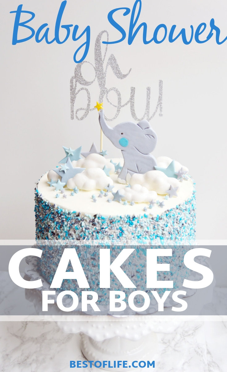 Throw the best baby shower for boys by using the best baby shower cakes for boys to add a sweet centerpiece to your celebration. Baby Shower Cake Ideas | Boy Baby Shower Cake Ideas | Baby Shower for Boys Ideas | Cake Design Ideas | Baby Shower Cake Designs #babyshower #cake