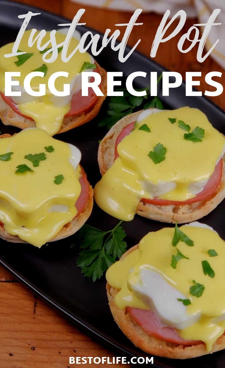 Instant Pot egg recipes are easy and quick to make ensuring you have a healthy start to your day. Egg Snack Recipes | Instant Pot Ideas | Instant Pot Breakfast Recipes | Quick Breakfast Ideas | Healthy Breakfast Recipes | Healthy Recipes #instantpot #breakfast
