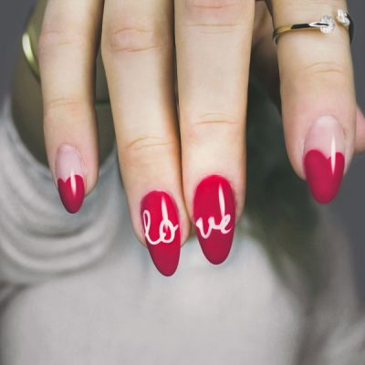 15 Sexy Valentine's Day Nail Ideas