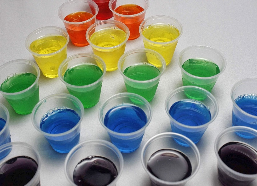 Once you know how to make jello shots with vodka, you can use that knowledge to add some fun to any party you throw throughout the year. Change the colors for the type of party and let the fun begin! What are Jello Shots | Jello Shots Recipe | Jello Shots Ideas | Party Recipes | Recipes for Adults