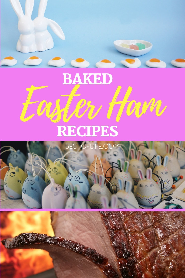 The best baked Easter ham recipes help you breathe new life into your Easter dinner traditions as you impress everyone along the way. Easter Recipes | Easter Ideas | Ham Ideas | How to Make Baked Ham | Ham Glaze Recipes | How to Make Ham Glaze #easter #recipes