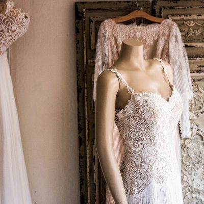 50 Classy Wedding Dresses with Lace for Your Special Day