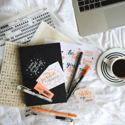 Bullet Journal Sleep Logs for Self Improvement