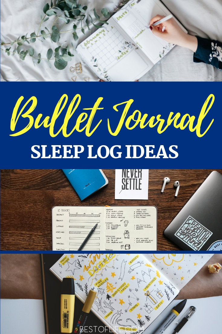 Self-improvement begins with beauty sleep and beauty sleep begins with bullet journal sleep logs that let you track your sleep for better health BuJo Ideas | Bullet Journal Ideas | Bullet Journal Sleep Tracker Ideas | Sleep Tracking Ideas | Healthy Living |Sleep Tips #bujo #sleeptracking