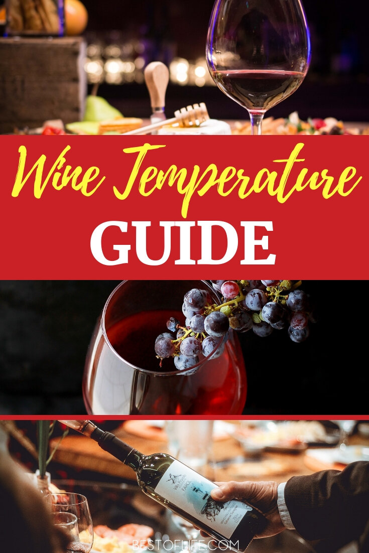 Make sure you get the best flavors intended with every pour by using a wine temperature guide for both red and white wines. Tips for White Wine | Tips for Red Wine | Temperature Tips for Wine | How to Serve Wine | Tips for Merlot | Tips for Chardonnay #wine #tips via @thebestoflife
