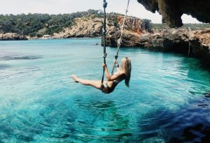 There are so many exciting places to travel in the world; take a look at some of the stunning Instagram photos to inspire travel to Ibiza! Travel Inspiration | Where is Ibiza | What is Ibiza | Is Ibiza Worth it | Ibiza Travel Ideas | Travel Ideas | Why go to Ibiza