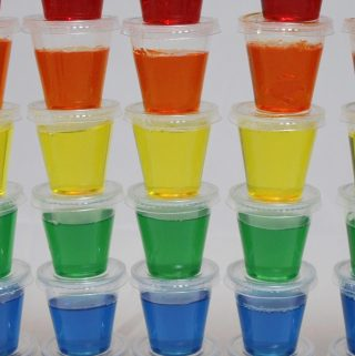 There are many flavors to choose from, and when you learn how to make Jello shots quick you can get the party started even faster! Jello Shot Recipes | Jello Shots Ideas | Party Recipes | Happy Hour Recipes | Cocktail Recipes | Recipes for Adults