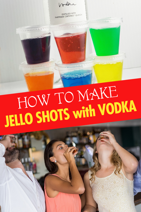 Once you know how to make jello shots with vodka, you can use that knowledge to add some fun to any party you throw throughout the year. Change the colors for the type of party and let the fun begin! Jello Shots Recipe |Party Recipes | Recipes for a Crowd | Adult Recipes | Bachelorette Party Ideas | Bachelor Party Ideas #party #shots via @thebestoflife