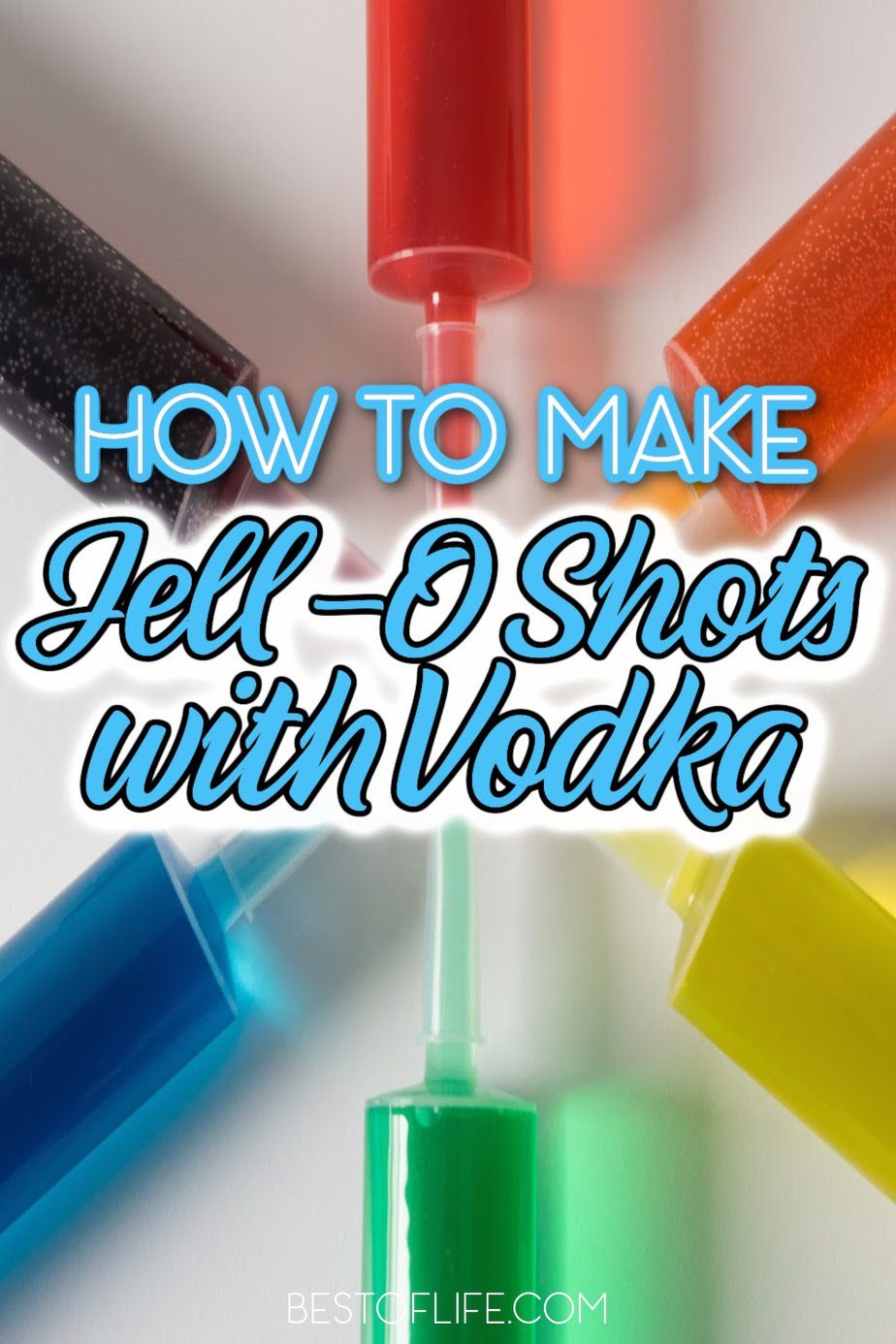 Once you know how to make jello shots with vodka, you can use that knowledge to add some fun to any party you throw throughout the year. Change the colors for the type of party and let the fun begin! Jello Shots Recipe |Party Recipes | Recipes for a Crowd | Adult Recipes | Bachelorette Party Ideas | Bachelor Party Ideas | Drink Recipes for Parties | Cocktail Recipes for a Crowd #partyrecipes #jelloshots via @thebestoflife