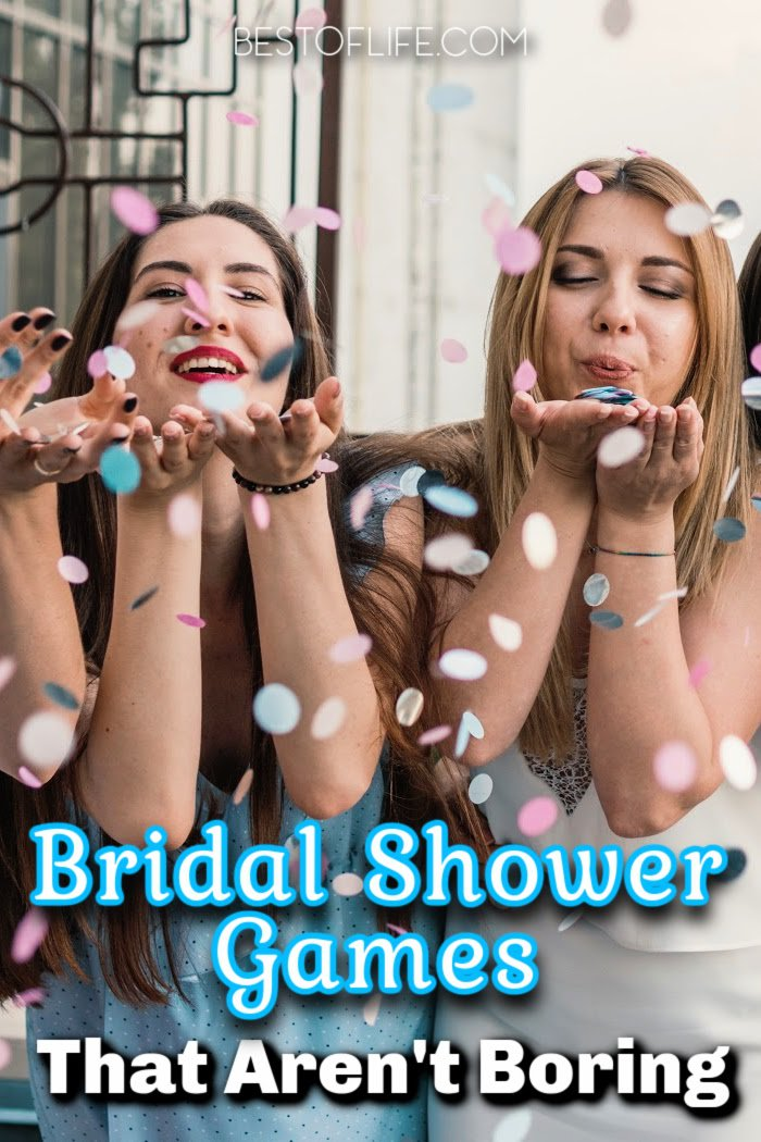Entertaining Bridal Shower Games For Large Groups The Best Of Life