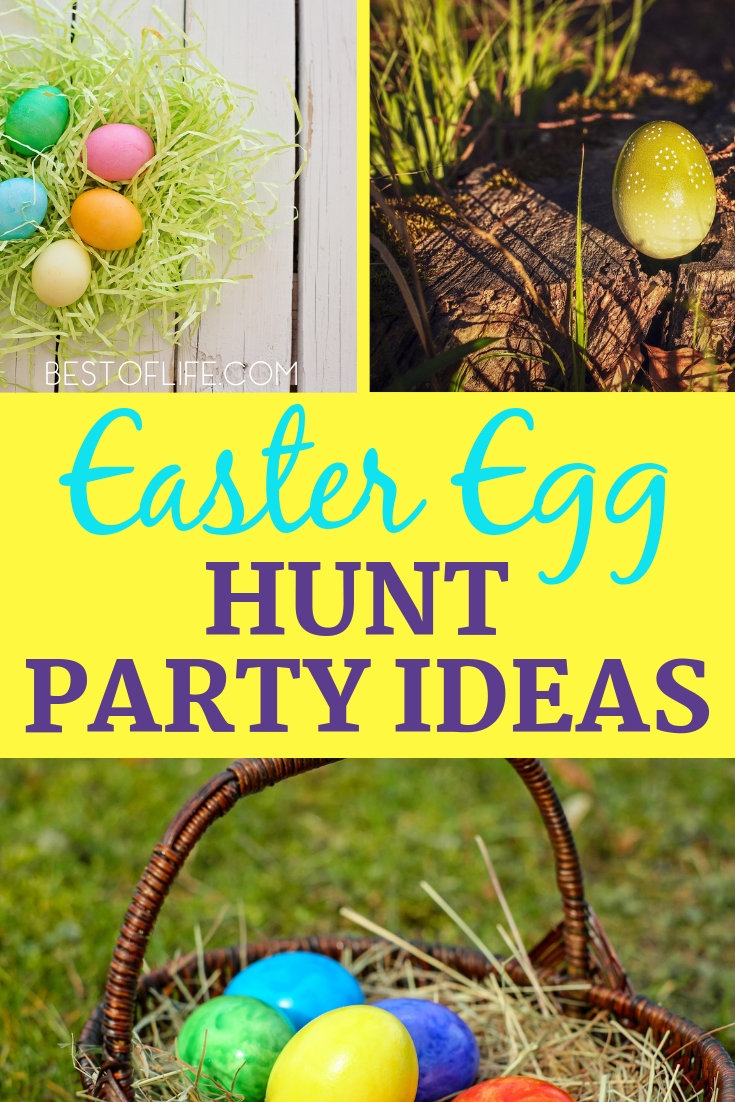 Easter egg hunt party ideas can help with your party planning and ensure that everyone has fun during this popular Easter tradition. Easter Party Ideas | Ideas for Easter | Easter Tradition Ideas | Easter Egg Hunt Ideas | Easter Ideas #easter #party