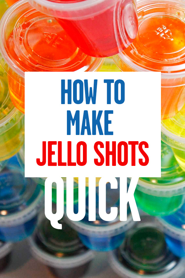 There are many flavors to choose from, and when you learn how to make Jello shots quick you can get the party started even faster! Jello Shot Recipes | Jello Shots Ideas | Party Recipes | Happy Hour Recipes | Party Planning | Holiday Parties #jelloshots via @thebestoflife