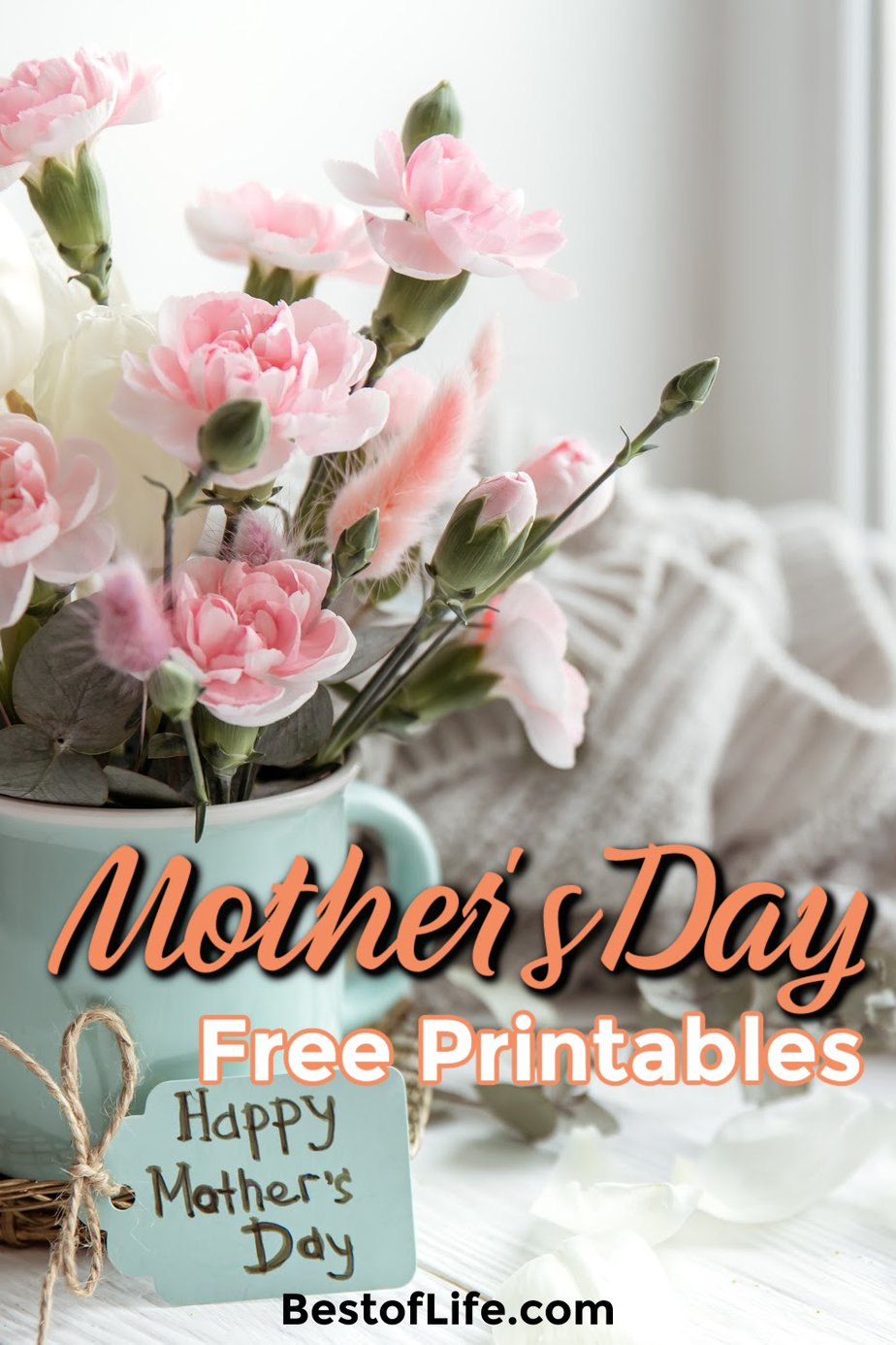 You can tell your mom just how special she is to you with some of the best free Mother's Day printables that she will surely adore. Free Printables | Mother's Day Gift Ideas | Gifts for Mother's Day | Crafts for Mom | DIY Home | DIY Gifts for Mom | Mother's Day Gift Ideas | Mother's Day Crafts for Kids #freeprintables #mothersday via @thebestoflife