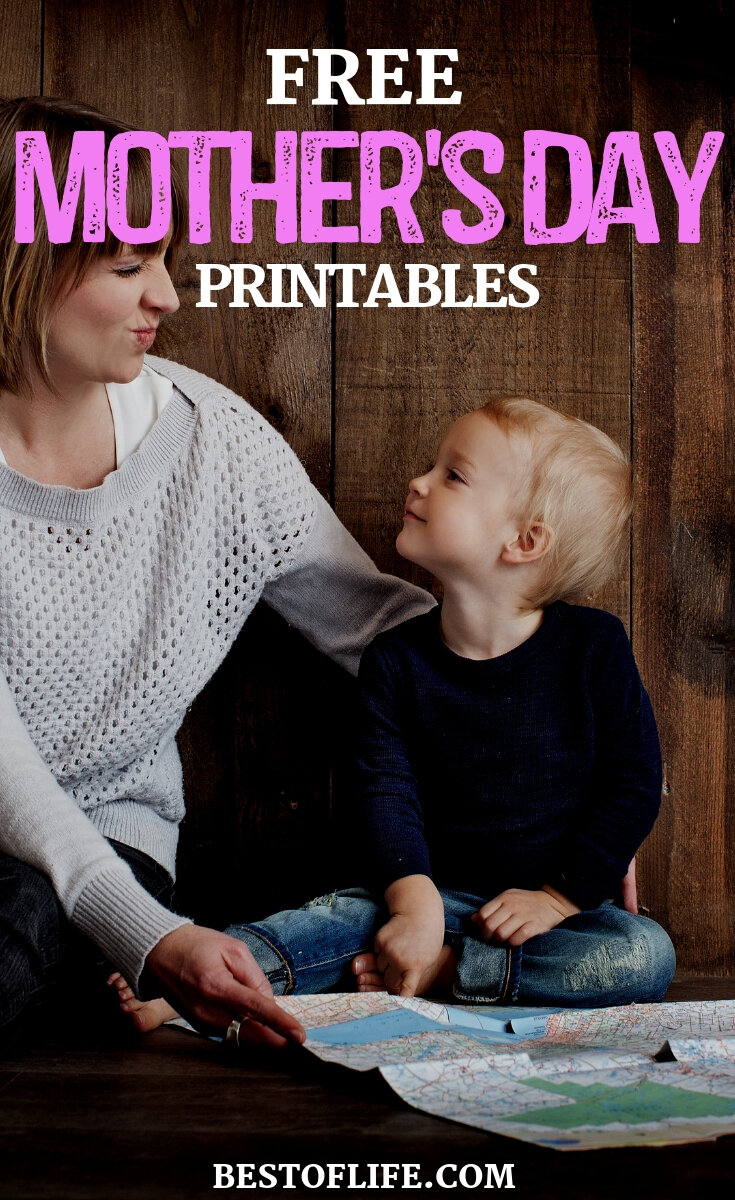 You can tell your mom just how special she is to you with some of the best free Mother's Day printables that she will surely adore. Printables   Mother's Day Gift Ideas   Gifts for Mother's Day   Crafts for MOM   DIY Home #printables #mothersday