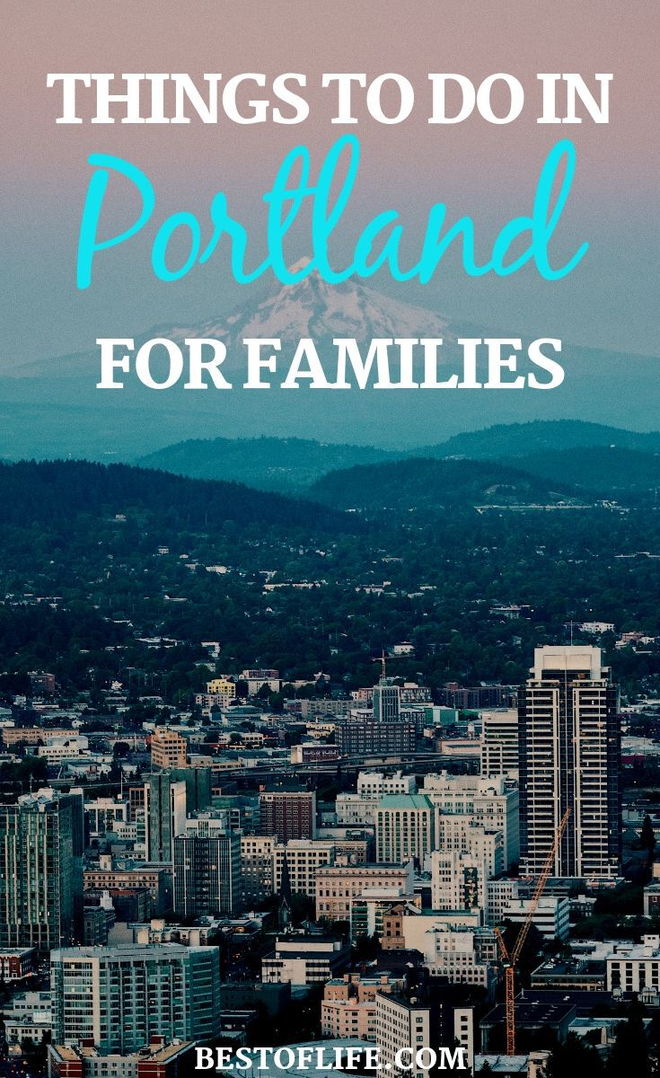 Head out to Oregon's biggest city and enjoy some weird and fun things to do in Portland for families with children of all ages. Travel Ideas | Travel Tips | Portland Travel Tips | Things to do in Portland Oregon | Oregon Travel Tips | Family Travel Destinations #travel #portland