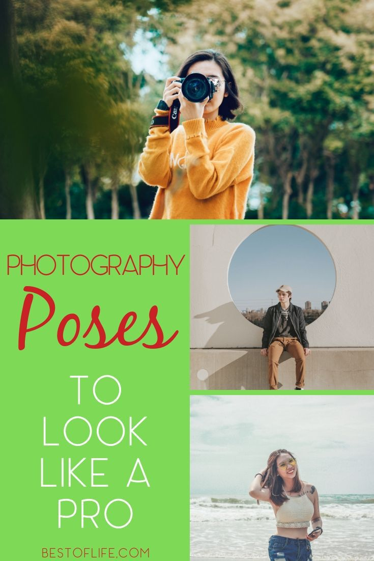 Why would you want to be like everyone else when you can utilize photography poses that will take your selfie game to the next level? Picture Poses for Men | Picture Poses for Women | Photography Tips | Photography Pose Ideas | How to Pose | Family Photo Tips | Wedding Photo Ideas #poses #photography via @thebestoflife