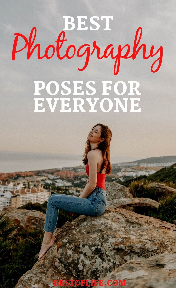 Why would you want to be like everyone else when you can utilize photography poses that will take your selfie game to the next level? Picture Poses for Men | Picture Poses for Women | Photography Tips | Photography Pose Ideas | How to Pose | Family Photo Tips | Wedding Photo Ideas #poses #photography