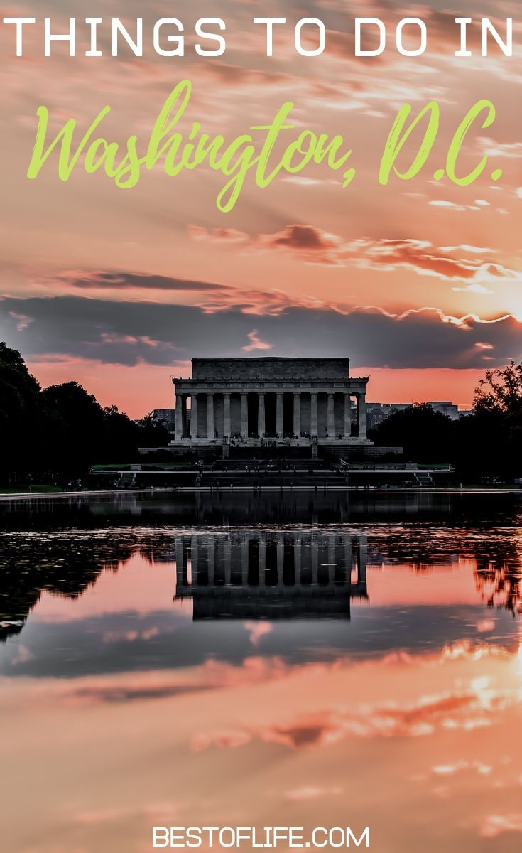 You can take a trip and discover so much by just attending as many of the best things to do in Washington DC as you can find. Washington DC Travel Tips | Tips for Washington DC | Attractions in Washington DC | Activities in Washington DC | Family Travel Tips | Travel Tips for Washington DC #washingtondc #travel