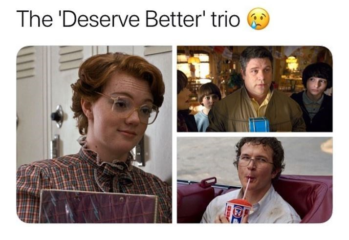Some shows have a darker tone to them but our love for the characters adds levity along with danger and that is why funny Stranger Things memes are a thing. Stranger Things Memes Reddit | Stranger Things 2 memes | Stranger Things 3 Memes | Stranger Things Memes Clean