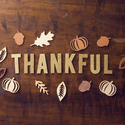 Free Thanksgiving Printable Tags