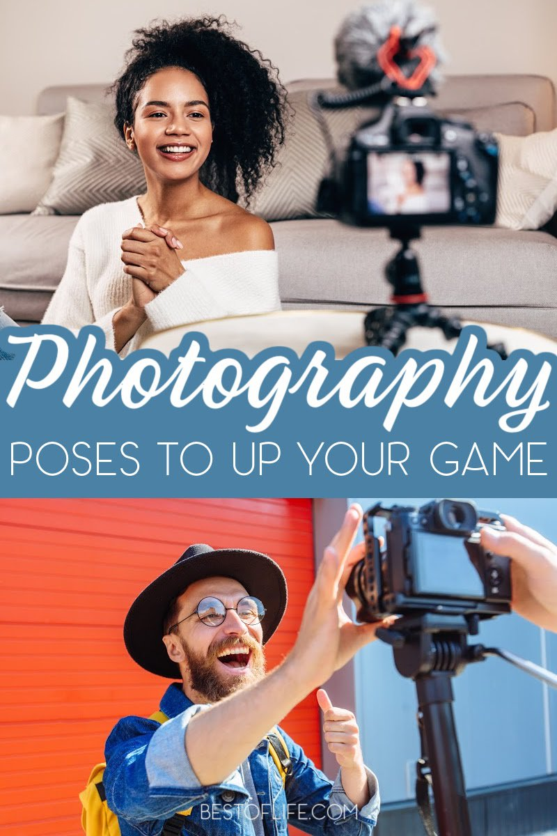 Why would you want to be like everyone else when you can utilize photography poses that will take your selfie game to the next level? Picture Poses for Men | Picture Poses for Women | Photography Tips | Photography Pose Ideas | How to Pose | Family Photo Tips | Wedding Photo Ideas Tips for Modeling | Model Poses for Photography | Tips for Selfies #modelposes #photographytips via @thebestoflife