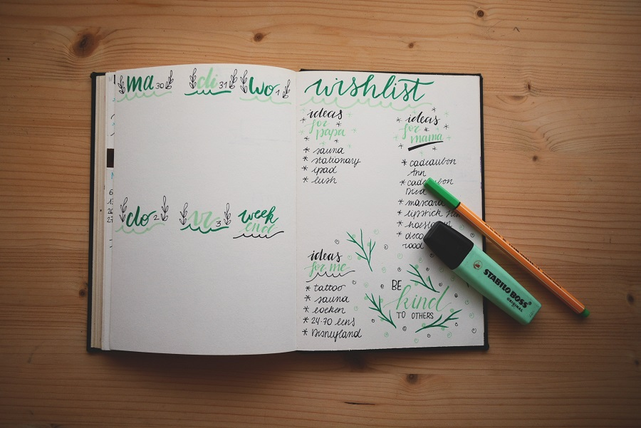 Use this handy bullet journal glossary to help you understand the terminology that is used in the bullet journal community. Bullet Journal Collections | Bullet Journal Simple | Bullet Journal Websites | Bullet Journal Supplies | Bullet Journal Course | Bullet Journal for Work