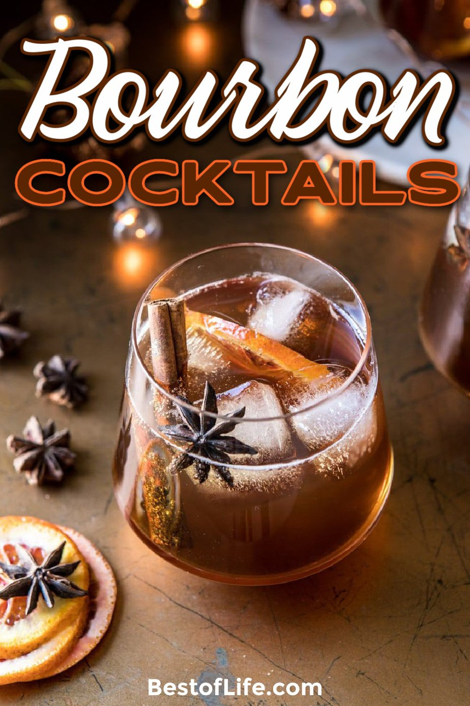 Chilly fall days mean it is time to cozy up with some of the best bourbon cocktails for fall! The good news? They are delicious all year round! Fall Recipes   Cocktail Recipes for Fall   Bourbon Cocktail Recipes   Warming Cocktail Recipes   Recipes for Fall Parties   Cocktails for Parties   Drink Recipes for a Crowd #bourbonrecipes #fallcocktails via @thebestoflife