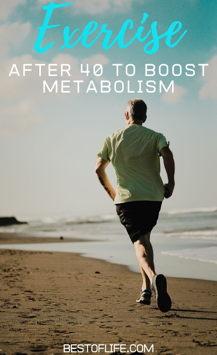 Age shouldn't stop us from trying to stay healthy; we can exercise after 40 and still get results that will make you happy. How to Boost Metabolism | Metabolism Tips for Over 40 | Workouts for Metabolism | Health Tips for Over 40 | Weight Loss Tips for Over 40 #health #fitness