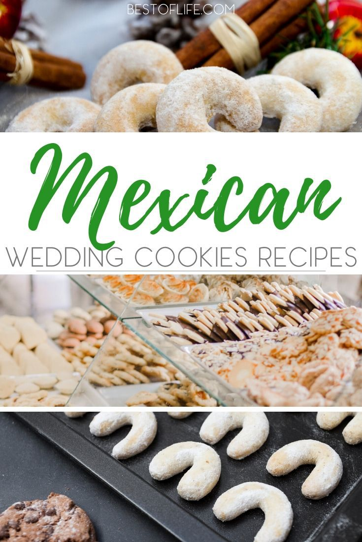 The best Mexican wedding cookies recipes can help you taste history. Spoiler alert, history tastes like the best desserts from Mexico. Mexican Dessert Recipes | Mexican Snack Recipes | Recipes from Mexico | Traditional Mexican Recipes | Dessert Recipes for Summer | Dessert Recipes for the Holidays #mexicanfood #recipes