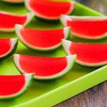 Gin jello shots are just as fun and easy to make as vodka jello shots. You could enjoy them at your next gathering or just make them for fun! Gin and Juice Jello Shots   Pink Gin Jelly Shots   Gin and Tonic Jello Shots   Jello Shots Ideas   How Much Gelatin for Jello Shots