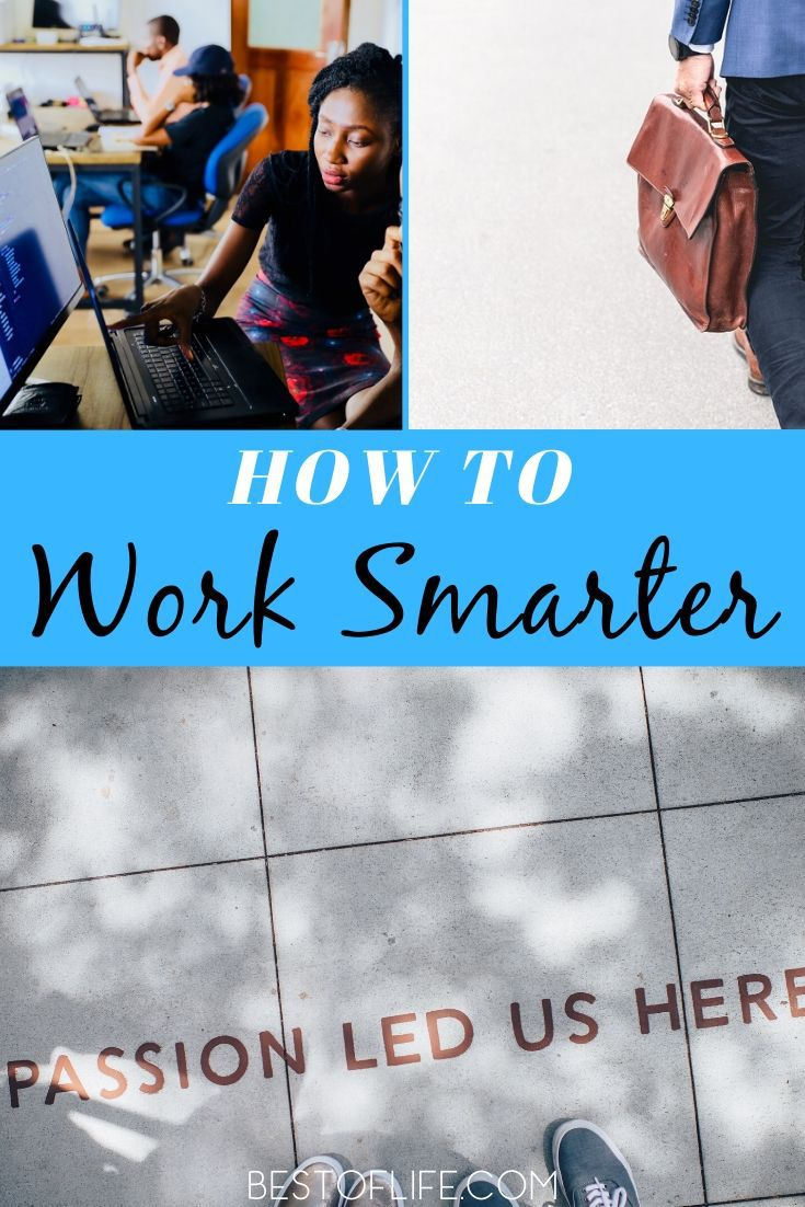 Ultimately, you can't add hours to the day to get more done but you can learn how to work smarter to get time back in your day. Tips for Work | Tips for School | Tips for College | How to Manage Time | Time Management Ideas | Productivity Ideas #tips #productivity via @thebestoflife