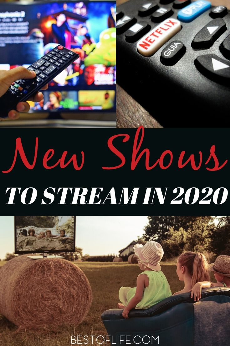 The best new shows to stream in 2020 all aim to be the best new show of the year and give you a reason to return for each episode. Streaming Guide | New Shows 2020 | What to Watch | Best Hulu Shows | Best Netflix Shows | Best Amazon Prime Shows | TV Shows to Stream #Netflix #entertainment via @thebestoflife