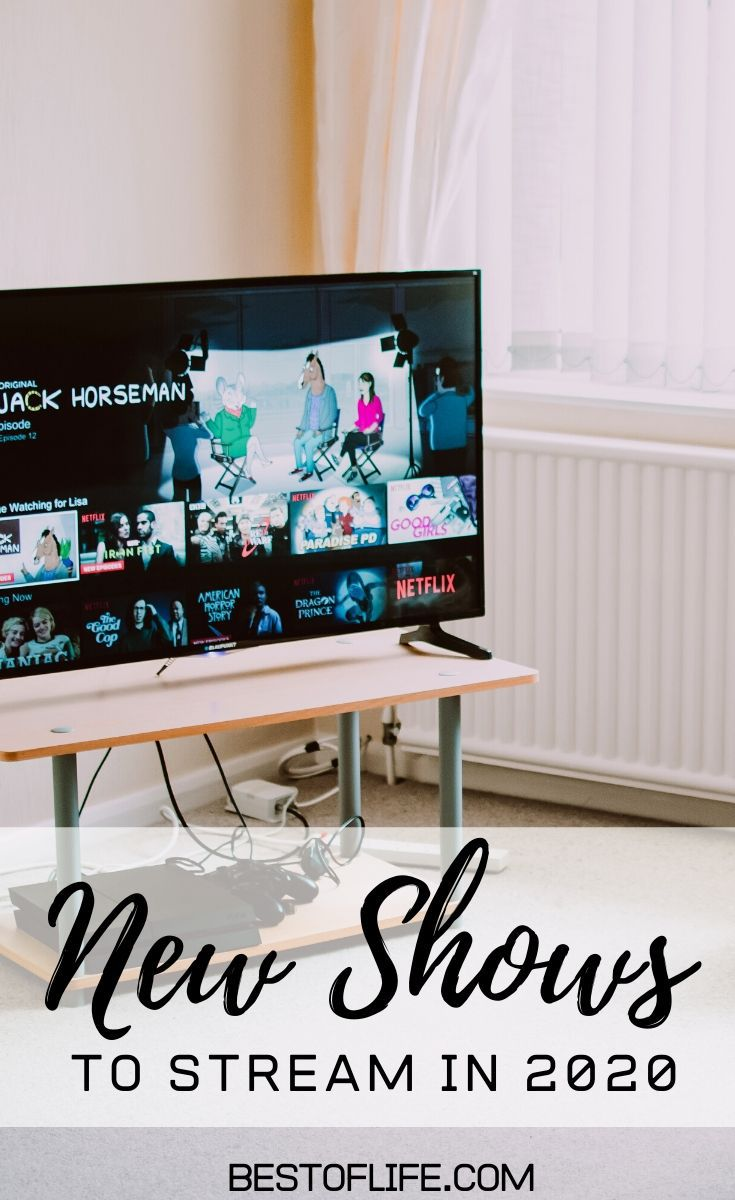 The best new shows to stream in 2020 all aim to be the best new show of the year and give you a reason to return for each episode. Streaming Guide | New Shows 2020 | What to Watch | Best Hulu Shows | Best Netflix Shows | Best Amazon Prime Shows | TV Shows to Stream #Netflix #entertainment